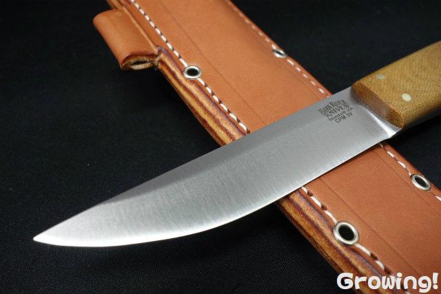 バークリバー プーッコナイフ