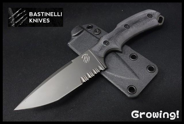 Bastinelli R.E.D V2 ブラック