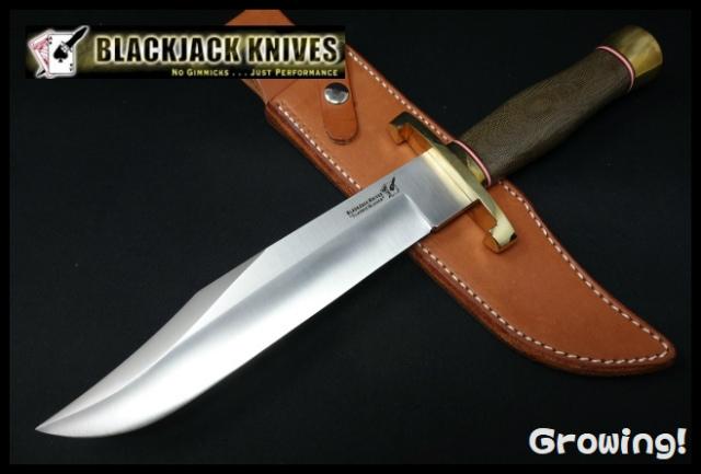 Blackjack Model 129 Bowie Green