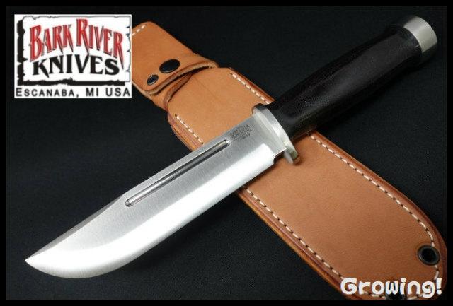 BARK RIVER KNIVES Quartermaster