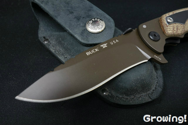 Buck Limited Edition Whitetail Skinner
