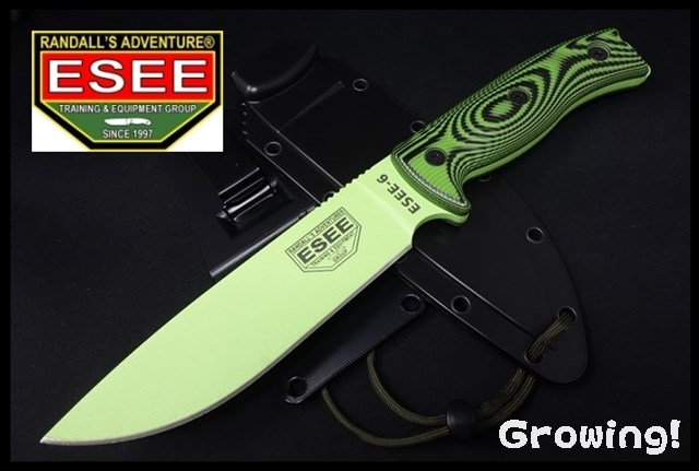 ESEE Model 6 Fixed