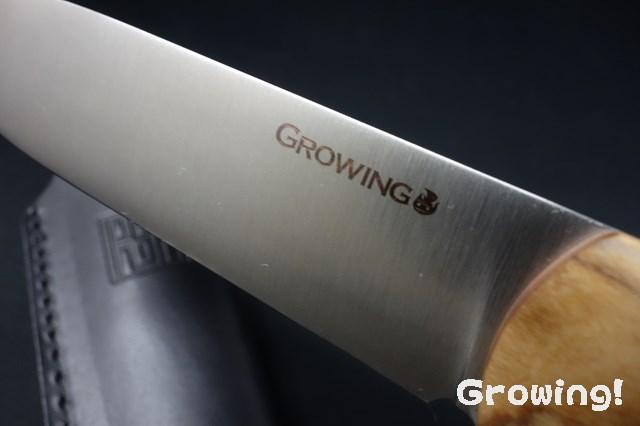 GROWING【グローイング】 「ブッシュクラフト3」