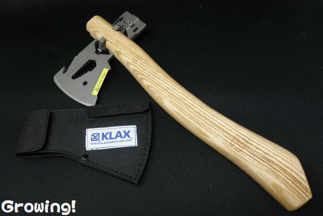Klecker【クラッカー】「クラックス ランバージャック」