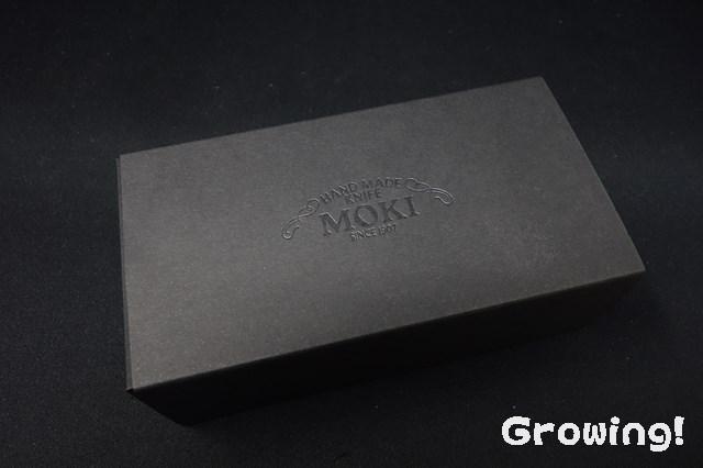 MOKI  「武将」 限定モデル 【ダマスカス】【紫檀】
