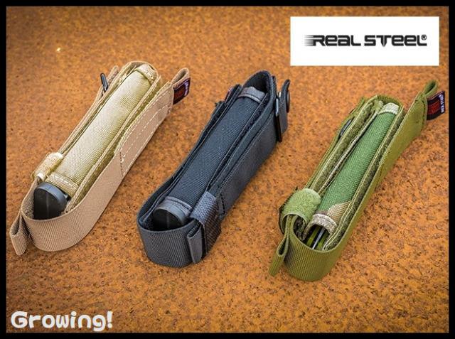リアルスチール 「Tactical Pocket」