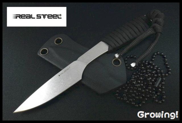 「マーリン」ネックナイフ