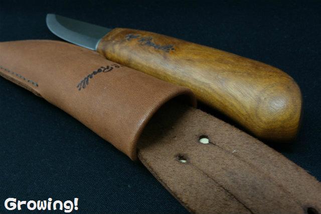 Roselli【ロゼリ】 ロゼリウーツ鋼を使用「カーペンターRW210」