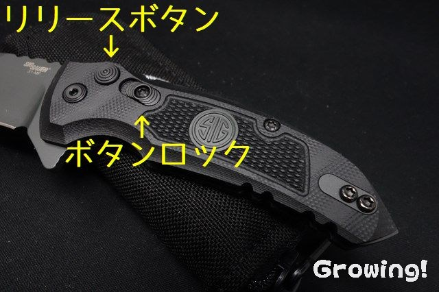 SIG 「X1」マイクロフリップ