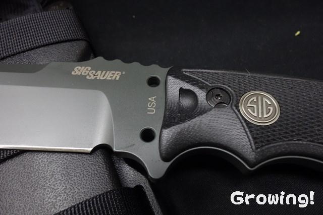 SIG EX-F01 Tactical Fixed Blade