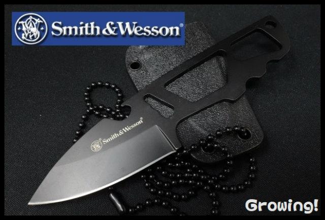 スミス&ウエッソン  M&P ネックナイフ